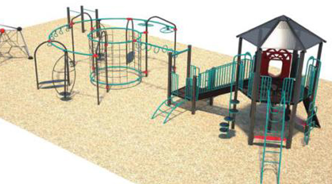 Play structure design