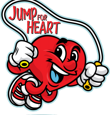 Pleasant Park Jump Rope for Heart 2017