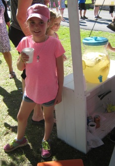 Really good lemonade