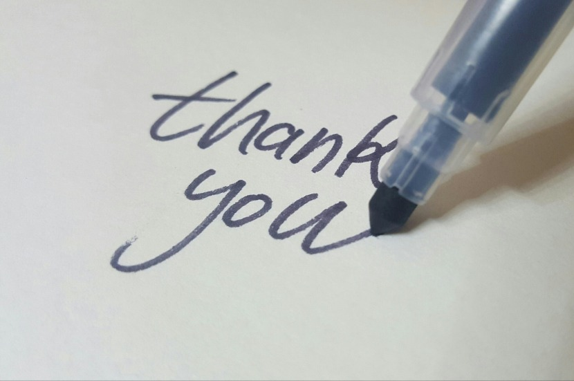 Thank you for supporting another successful book sale!